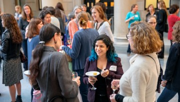 Women faculty reception