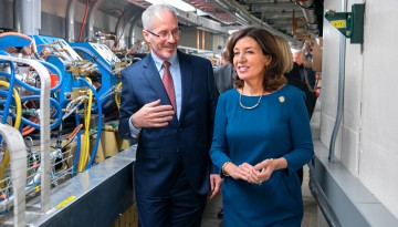 Brock and Hochul