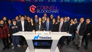 Blockchain at Nasdaq