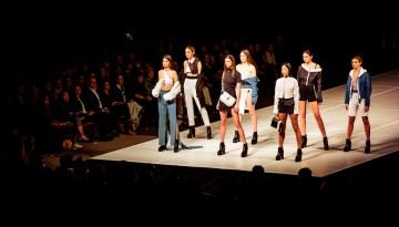 2019 Cornell Fashion Collective (CFC) Fashion Runway Show, Barton Hall