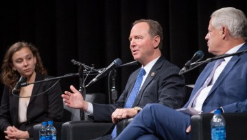 Adam Schiff at Cornell