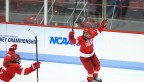 Cornell hockey winning goal