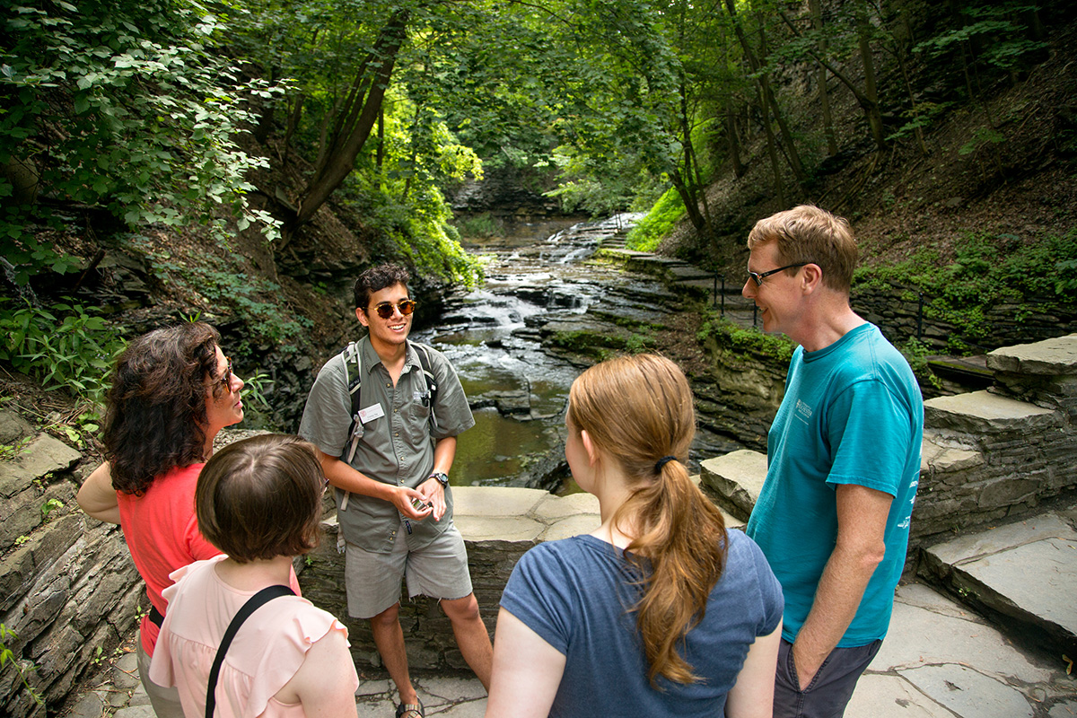 Stewards Help Visitors Enjoy Ithaca S Gorges Safely Cornell Chronicle Mark holton is on mixcloud. stewards help visitors enjoy ithaca s gorges safely cornell chronicle