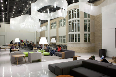 Design students conceive Human Ecology community hub ...