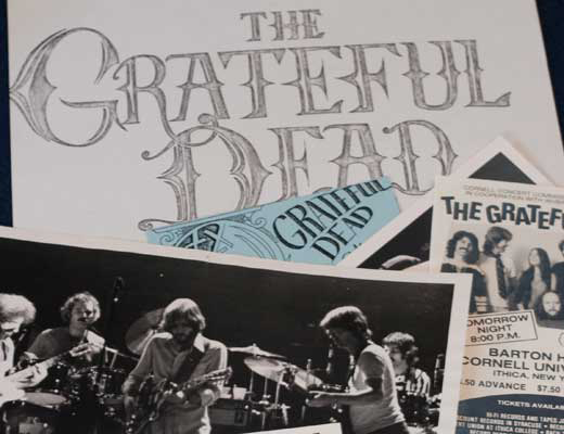 Grateful Dead collage