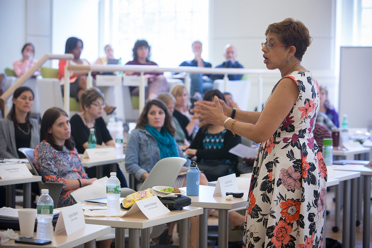 Diversity workshop trains trainers from across the nation ...