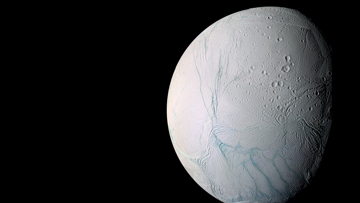 NASA's Cassini probe reveals Saturn's icy moon 'Enceladus' may have tipped over