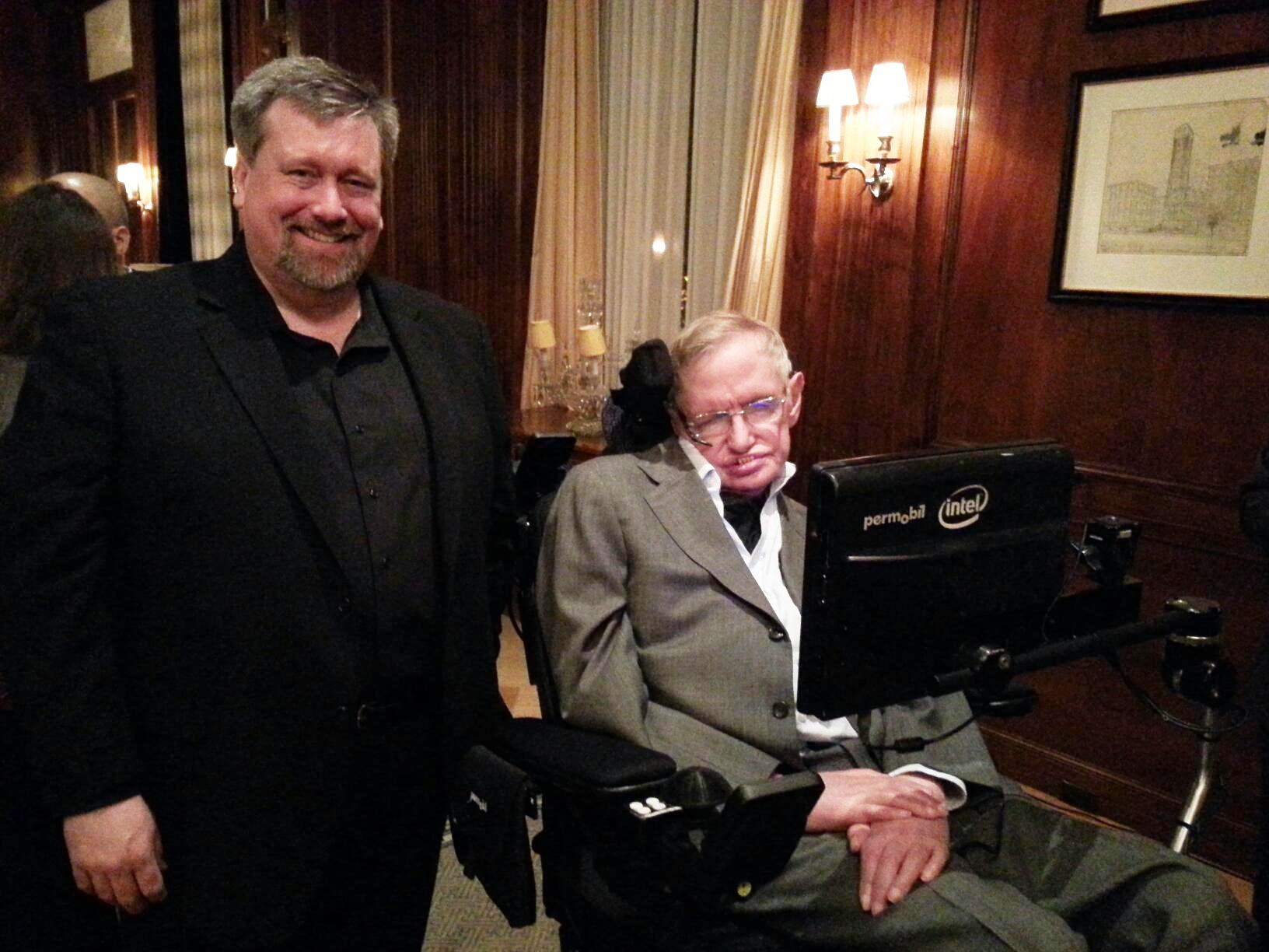 Peck and Hawking