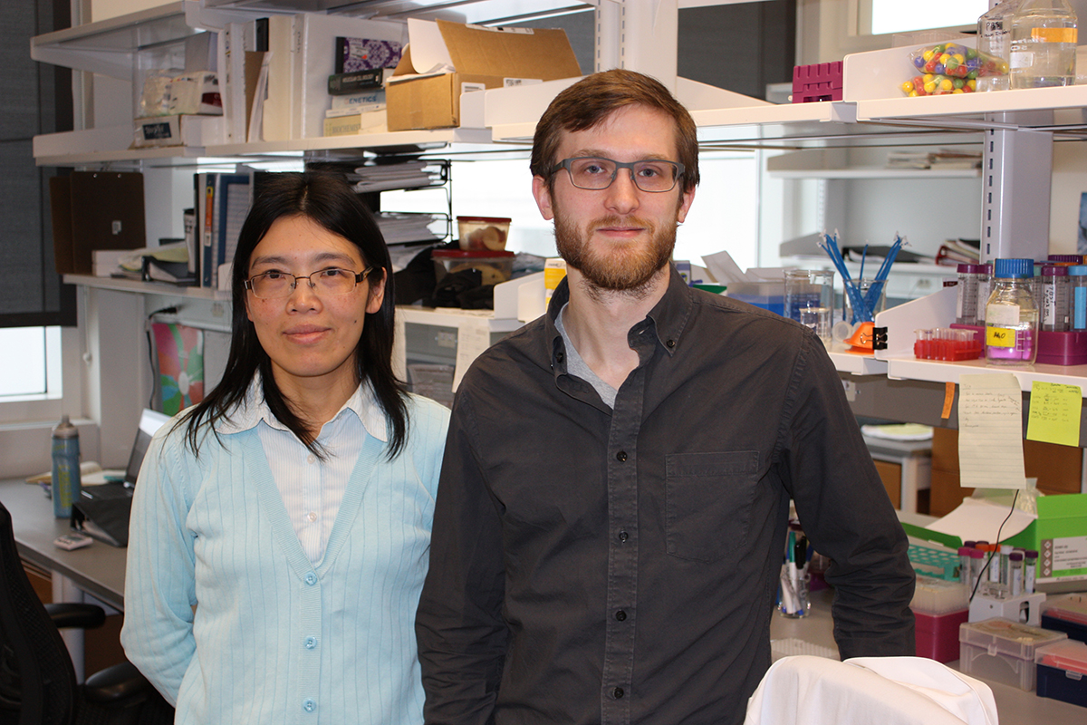 Peter Sullivan and Fenghua Hu