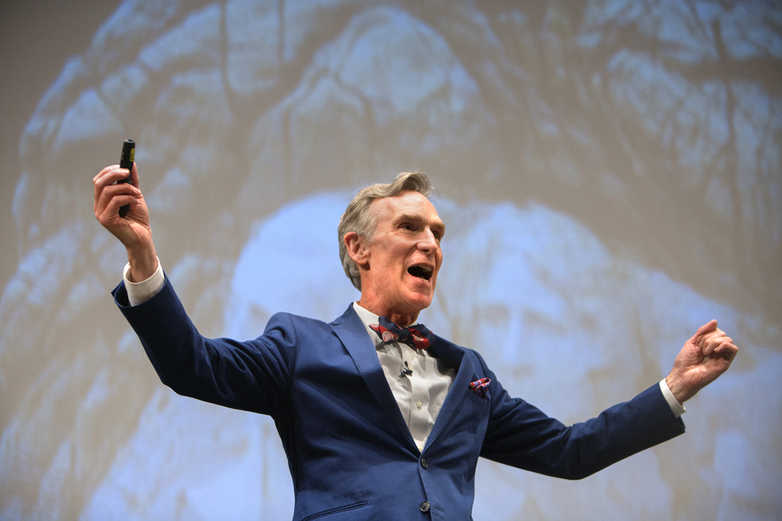 Bill Nye at 2017 Reunion