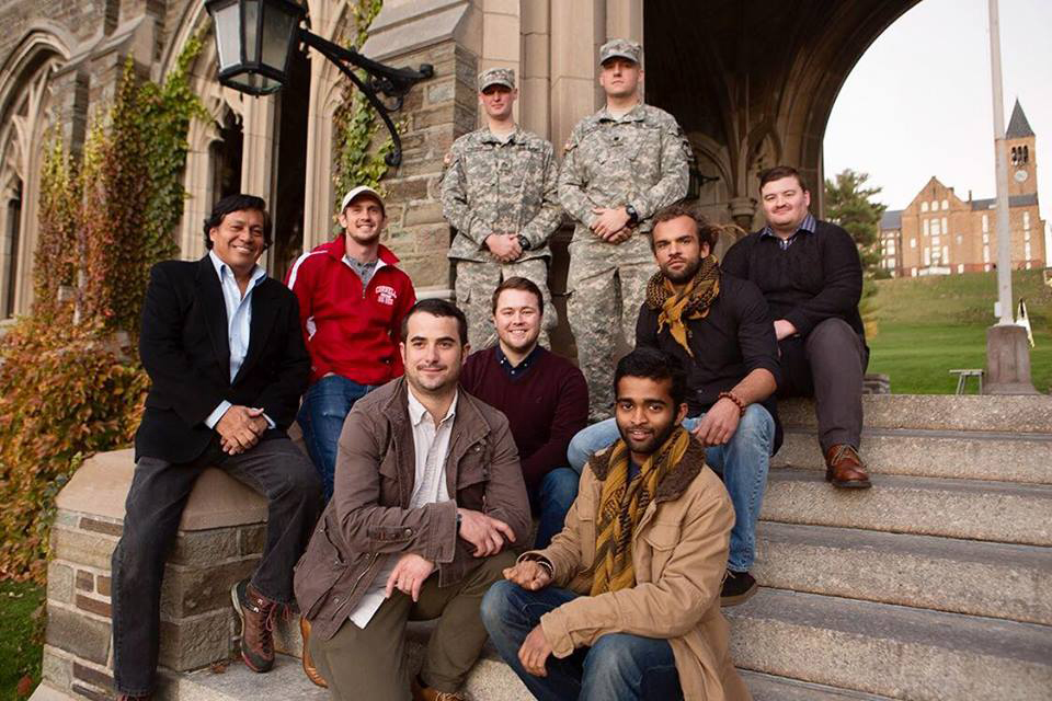 Cornell Undergraduate Veterans Association