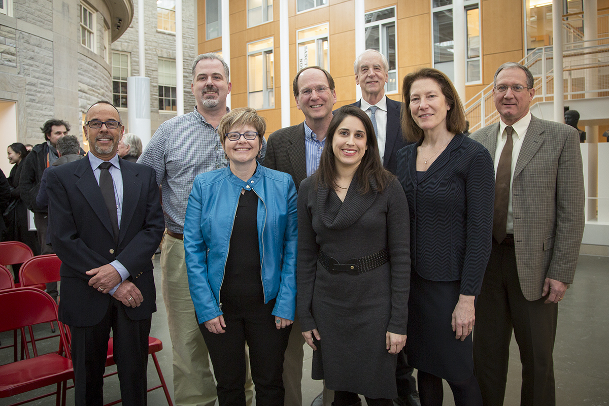 Weiss Fellowships ceremony