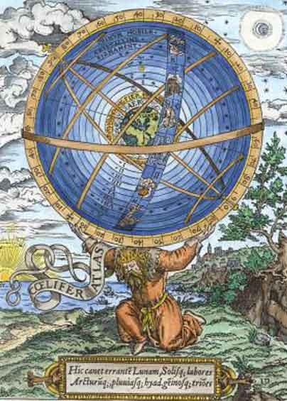 harmony and medieval cosmology