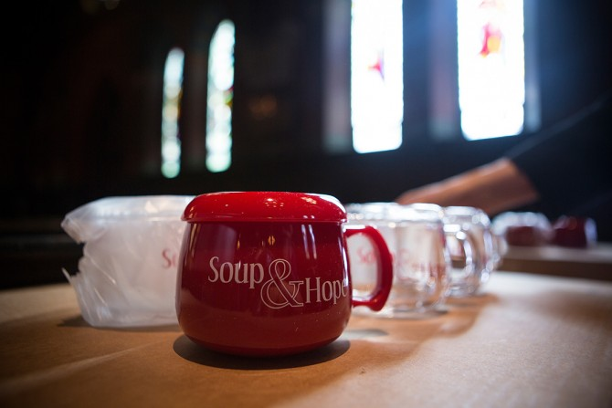 2018 Soup & Hope Series