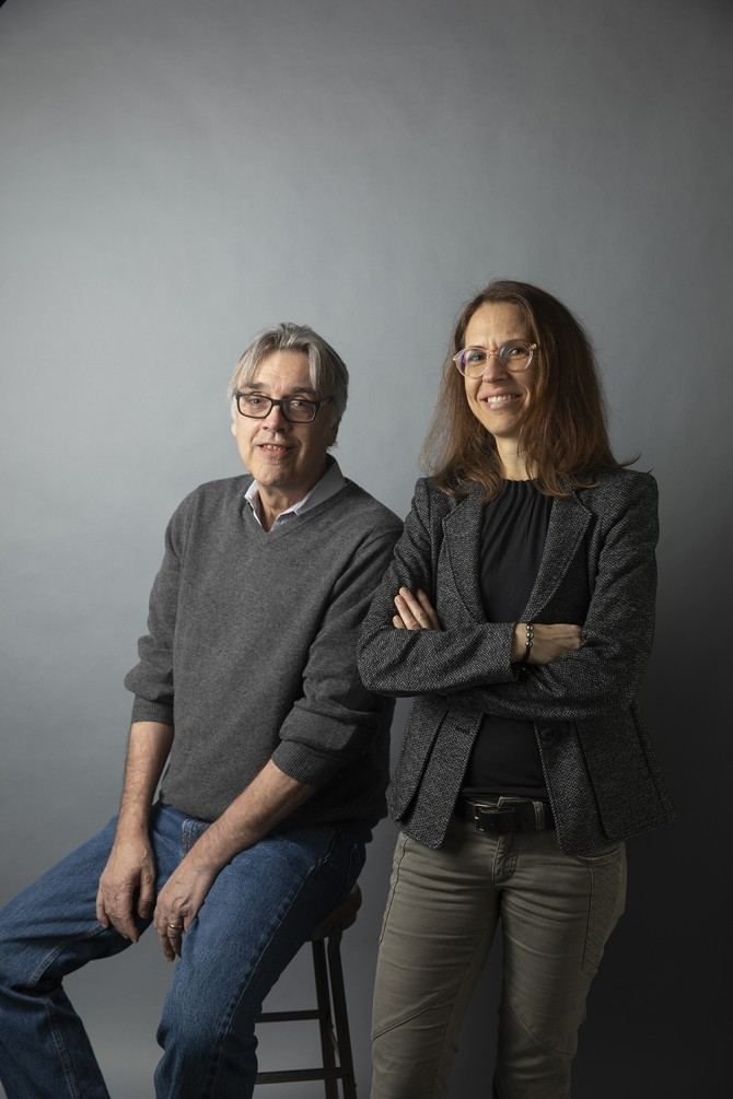 Richard Cerione and Claudia Fischbach