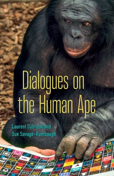 Human Ape book cover