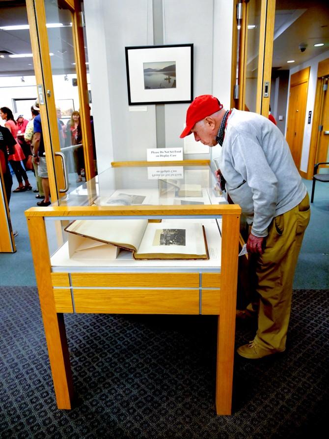 Moisey exhibit