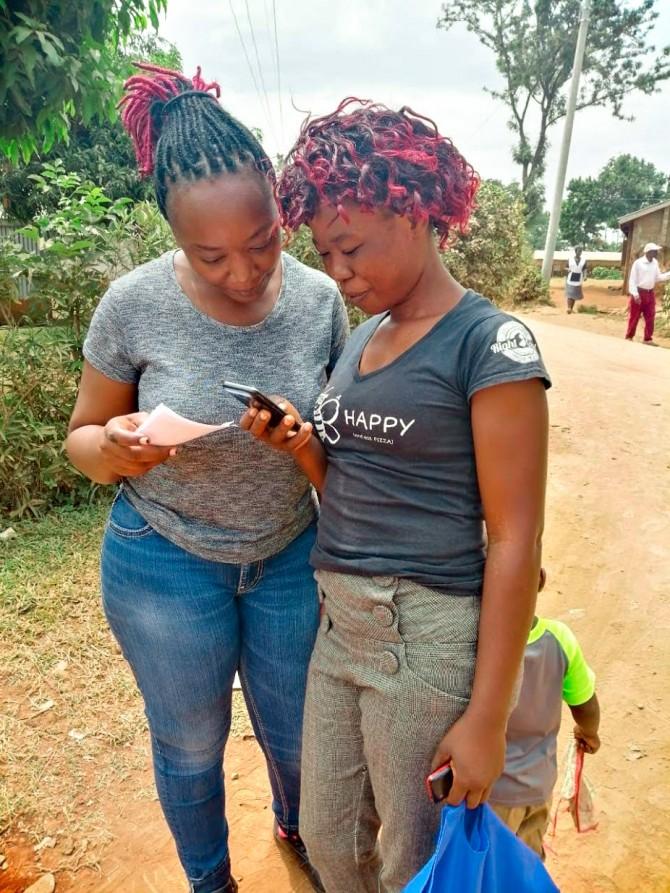 Kenya med app