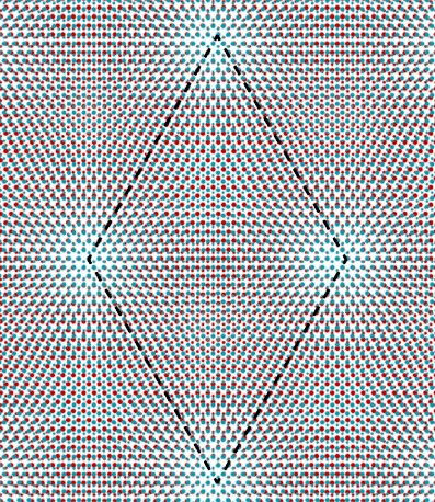 monolayers of a semiconductor