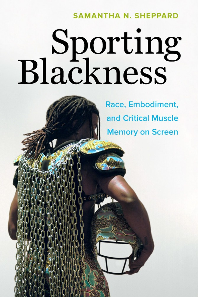 Sporting Blackness cover