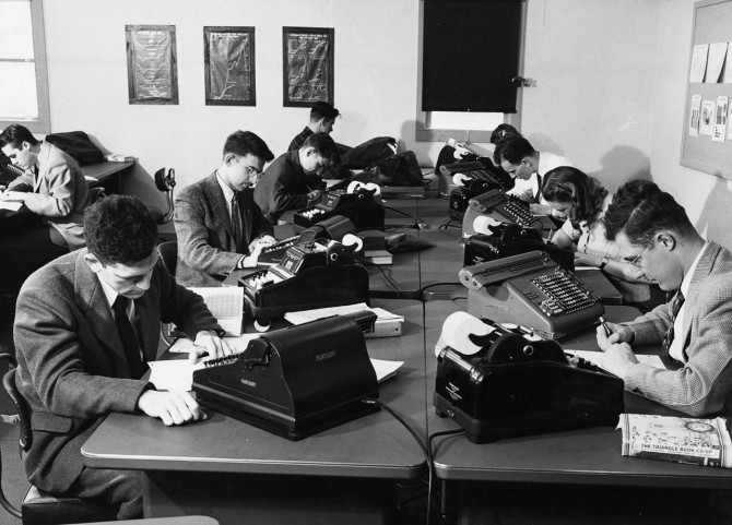 students class of 1940