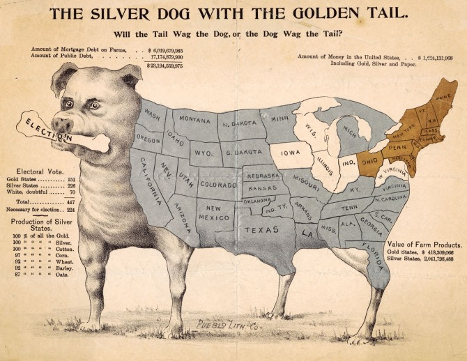 The Silver Dog With the Golden Tail