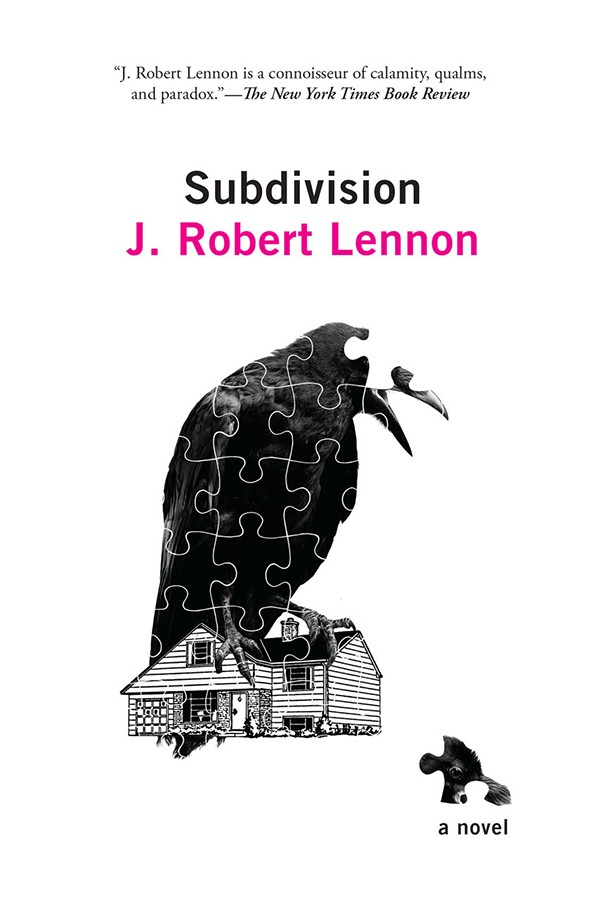 Subdivision book cover