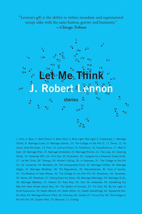Let Me Think book cover