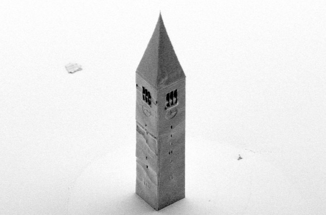 Mini McGraw Tower