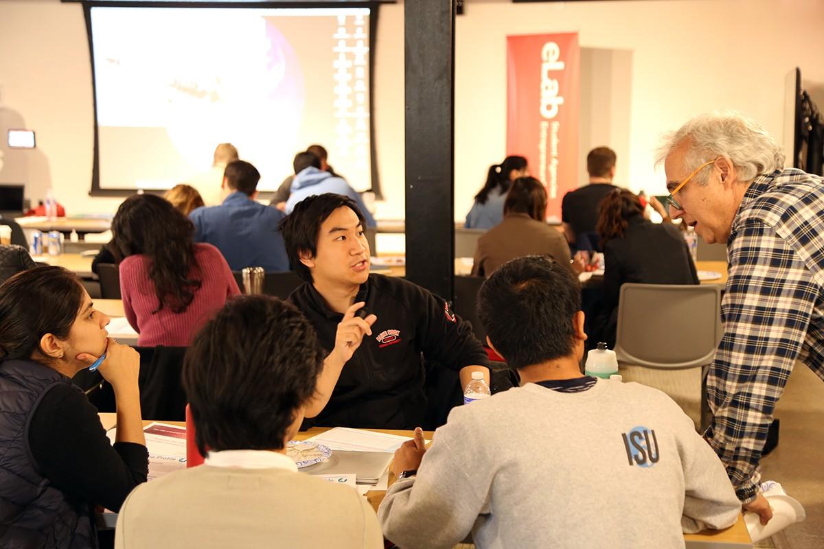 2018 eLab startups reflect interdisciplinary entrepreneurship