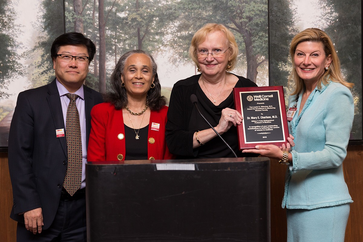 Weill Cornell Medicine community honored at diversity awards