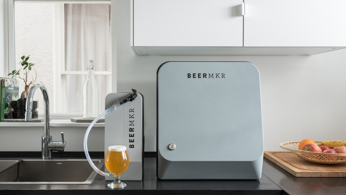 eLab's BrewJacket simplifies home brewing | Cornell Chronicle