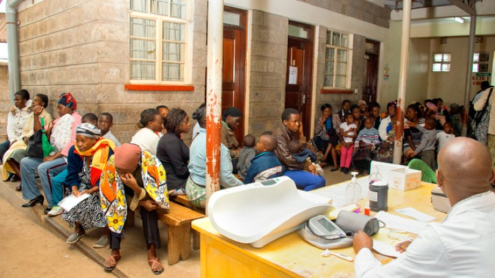 Project Adapts Basic Tech to Give Voice to Patients in Africa