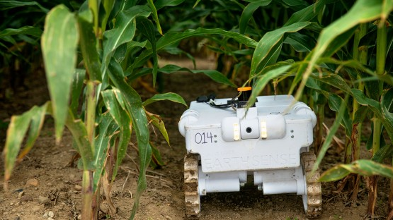 Project to examine digital agriculture from many angles