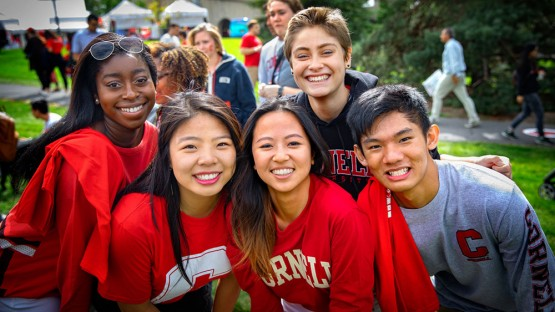 Accepted Class of 2023 students most diverse ever | Cornell
