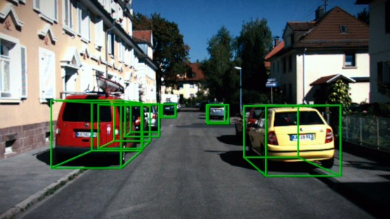 New way to 'see' objects accelerates future of self-driving