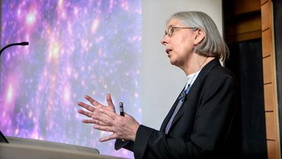 Astronomer Martha Haynes awarded Jansky Lectureship | Cornell Chronicle - Cornell Chronicle