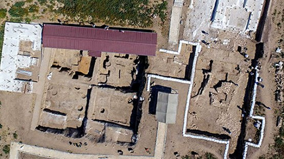 Archaeologists: Ancient Turks adapted to climate change | Cornell Chronicle - Cornell Chronicle