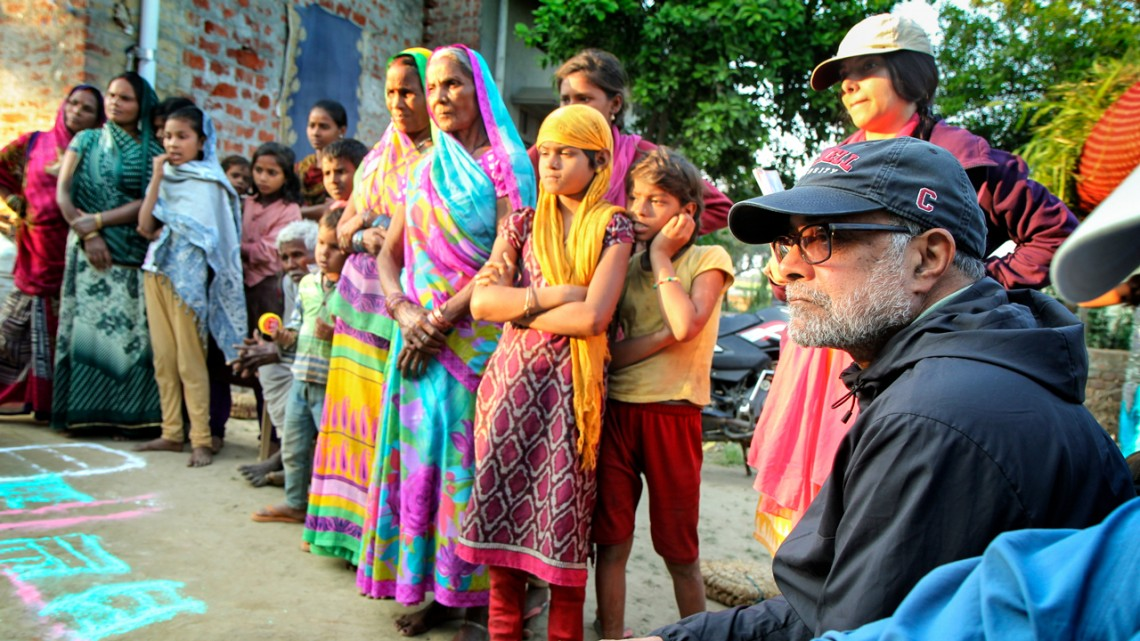 For Prabhu Pingali India S Malnutrition Puzzle Is Personal