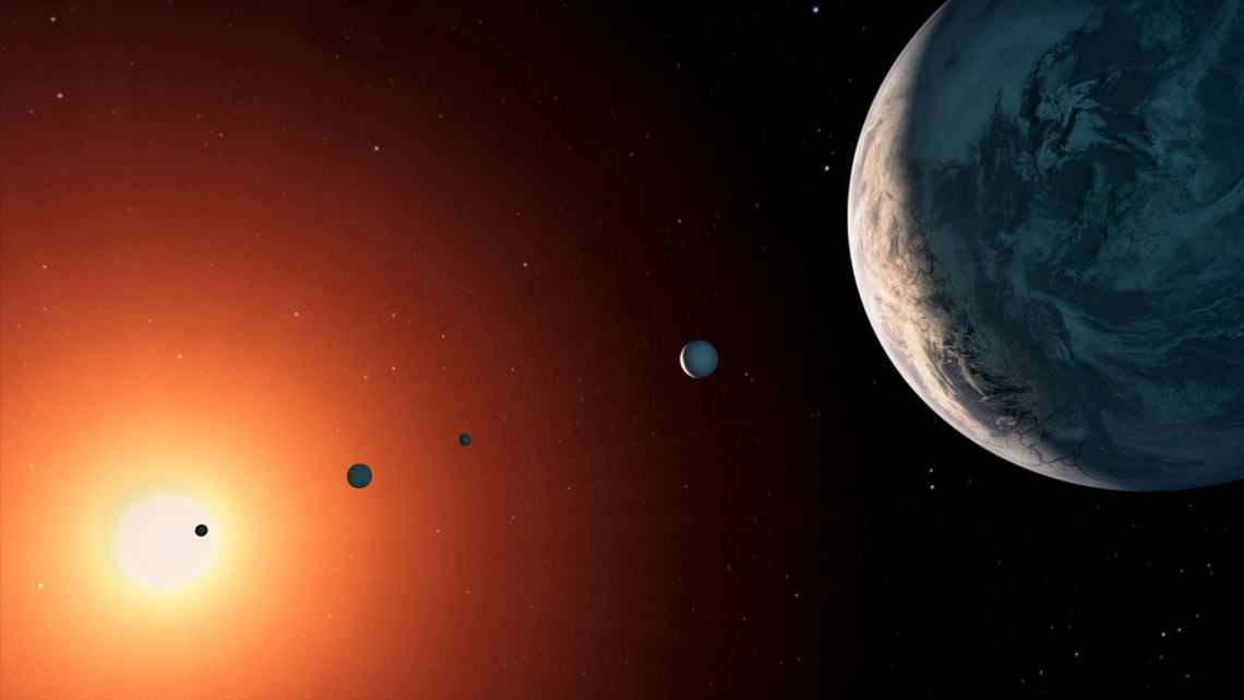 Earth sized planets