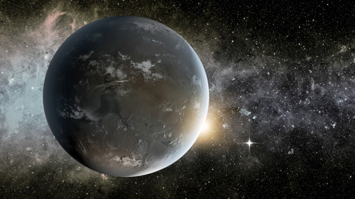 Earth's Evolution Used as Guide to Hunt Exoplanets