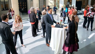 Year-End Faculty Reception