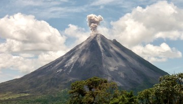 Arenal Eruption