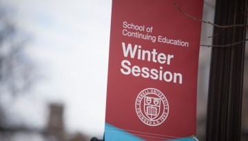 winter session sign