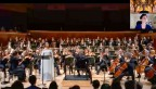 Radio France Philharmonic Orchestra's performance on Zoom